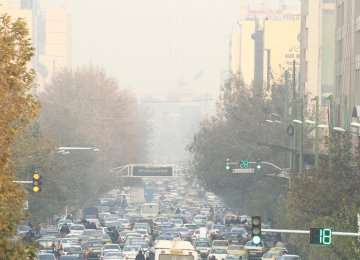 Tehran is estimated to have 307 cars per 1,000 people.