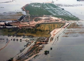 Flood Inflicts $6m in Losses on Golestan Province