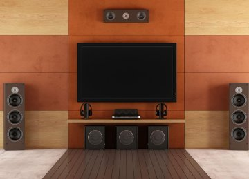 Home Theater System Imports From 3 Countries