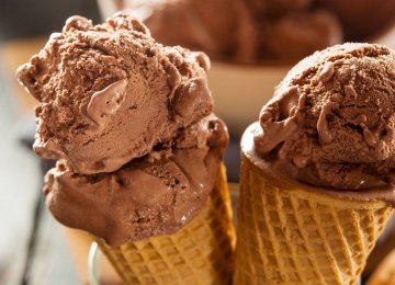 Ice-Cream Exports to 5 Countries
