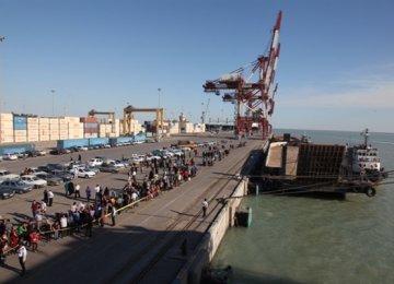 Rise in Imam Khomeini Port Throughput