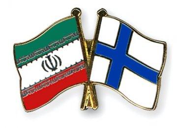 Tehran Hosts Iran-Finland Business Forum
