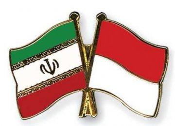 Threefold Rise in Tehran-Jakarta Transactions