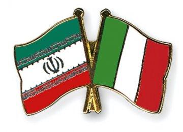 Italy Biggest EU Trade Partner of Iran