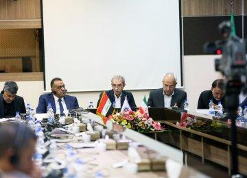 Iran Iraq Private Sector Officials Meet In Tehran