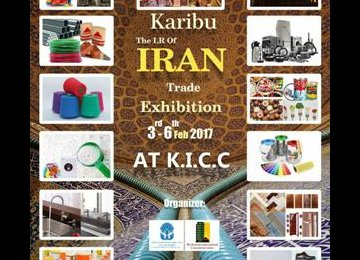 Iranian Expo to Open in Kenya