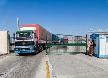 Exports to Afghanistan Resume Despite Coronavirus