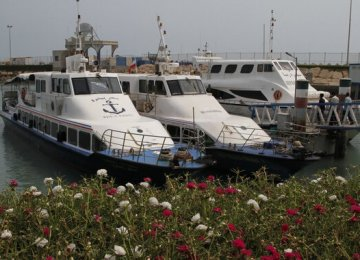 Dramatic Rise in Sea Travel During Norouz Holidays