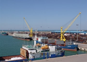 Over $14m Invested in Nowshahr Port Since 2013