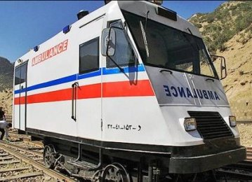 Iran's 1st Rail Emergency Center Launched