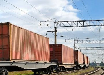 Rise in Railroad Exports of Goods From Sarakhs