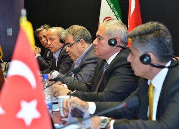 Turkish Delegation Calls on TCCIMA
