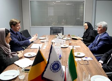 Belgium Eager to Maintain Trade Ties With Iran