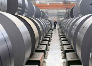 Flat Steel Import Prices Stable