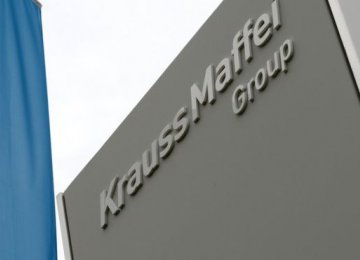 German Molding Machine Co. Picks New  Iran Agent
