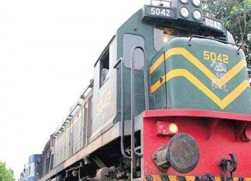 Pakistan-Iran Cargo Train Resumes Services