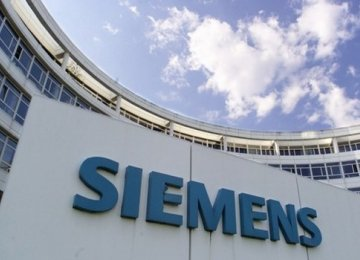 Siemens Pulls Out of Iran