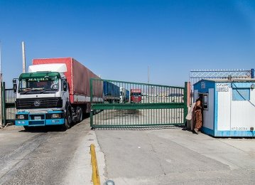 Exports to Afghanistan Exceed $340m