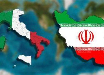 13% Rise in Iran's Non-Oil Trade With Italy