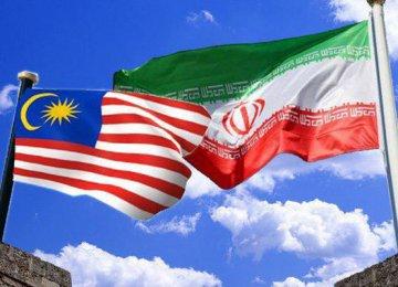 Iran's Non-Oil Trade With Malaysia Crosses $640 Million