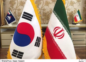 Iran's Non-Oil Trade With South Korea at $4.6b Last Year