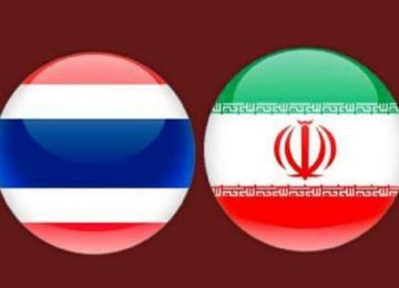 Iran's Trade With Thailand Declines