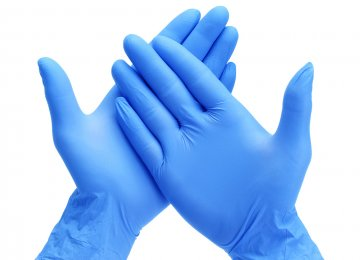 Export of 28m Pairs of Medical Gloves Blocked