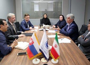 Slovak Business Delegation to Visit Tehran