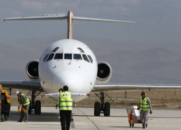 Qeshm Air Resumes Najaf Flights