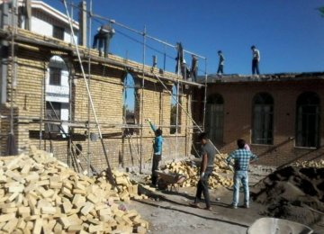 Increase in Loans for Rebuilding Rural Homes