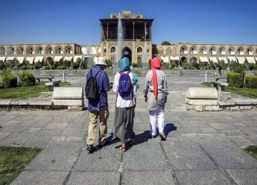 Iran Tourist Arrivals Decline by 72 Percent in Eight Months: UNWTO