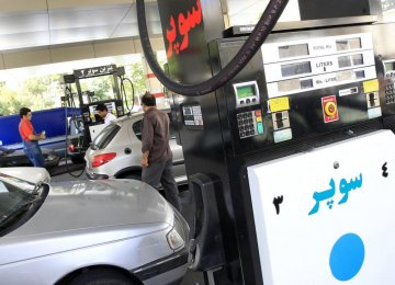 Gasoline Consumption Hits New Fiscal High