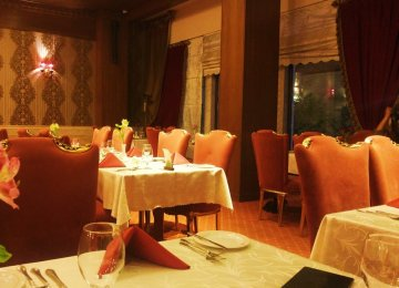 Annual Inflation Rate of  Hotels & Restaurants at 36%
