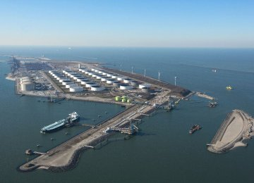 New LNG Terminals Shrink
