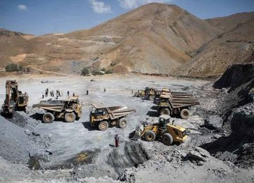$2 Million Invested in Semnan Mining Sector in 4 Months