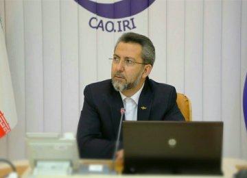 Iran Resumption of Int'l Flights Underway