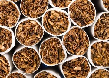 'Tobacco' Inflation at 17.6%