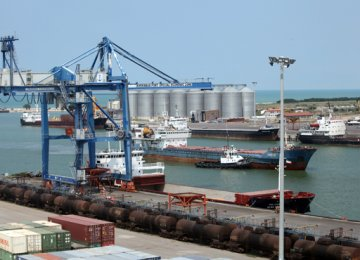 Private Investment in Iran's Amirabad Port Reaches $11m
