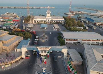 117% Growth in Exports From Bandar Lengeh