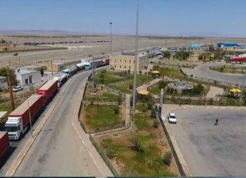160% Surge in Exports to Pakistan via Mirjaveh