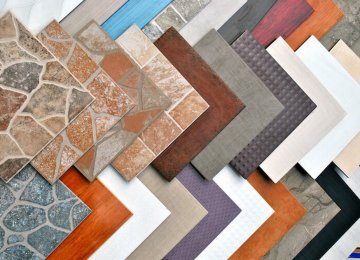 Iran Exports 50% of Tile, Ceramic Output