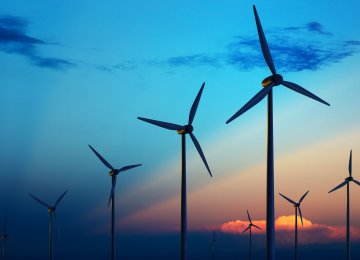 About 4% of all wind energy from Germany were jettisoned in 2015.
