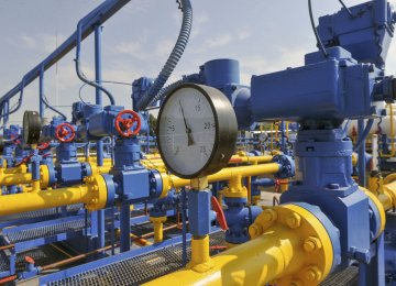 Armenia Eying Higher Iranian Gas Import