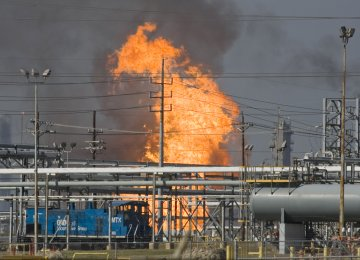 Bahrain Oil Pipeline Blaze Brought Under Control