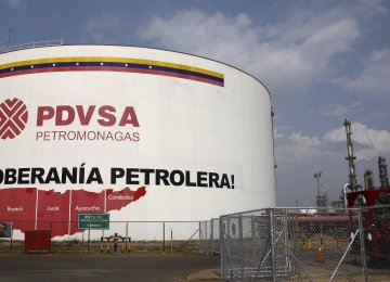 Oil Giants Targeted in PDVSA Bribe Suit