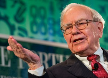 Buffett Expects Coal to Decline