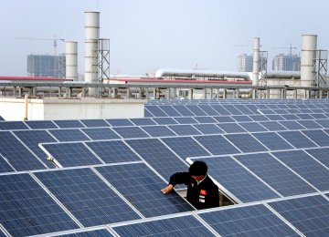 China Seen Dominating Clean Energy Investment