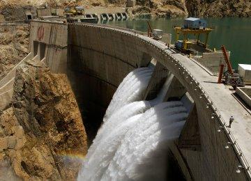 China to Supply Equipment for  Sardasht Hydropower Dam