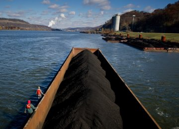 China Enforcing  N. Korea  Coal Ban