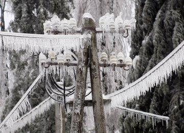 China Rations Power After Snowfall